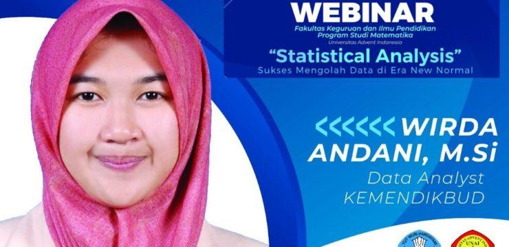 Webinar Fakultas Keguruan dan Ilmu Pendidikan Program Studi Matematika